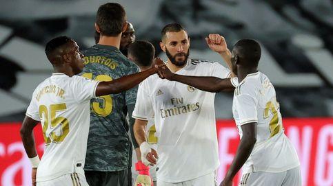Directo | Plaza de la Cibeles tras el título de Liga del Madrid