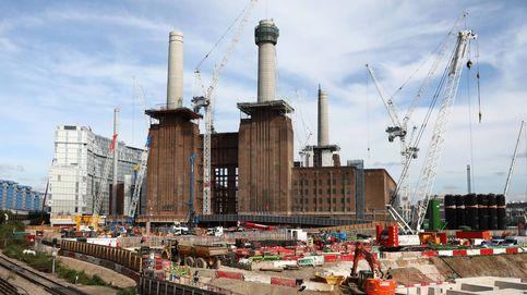 La gigantesca central eléctrica que se reconvertirá en pisos de lujo