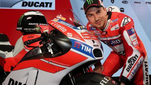 Jorge Lorenzo está obligado a ganar con la Ducati