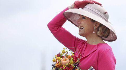La reina Máxima de Holanda, de baja médica a causa de una conmoción cerebral