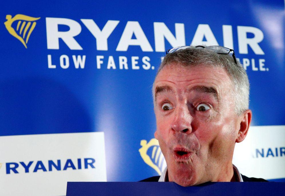Foto: El hasta ahora consejero delegado de Ryanair, Michael O'Leary. (Reuters)