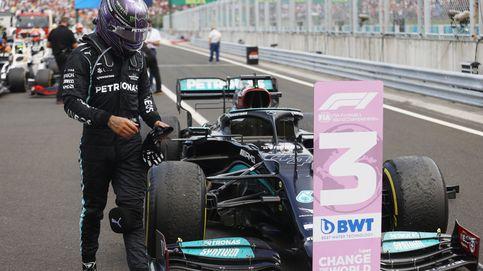 Lewis Hamilton y su corremos juntos con Mercedes (siempre y cuando ganemos)