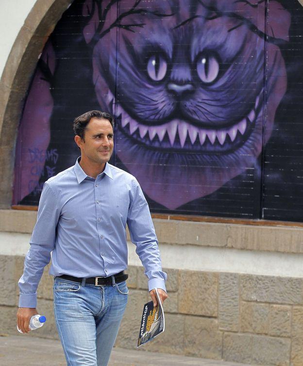 Foto: Falciani: Para saber lo que pasa en España es mejor vivir en Suiza.