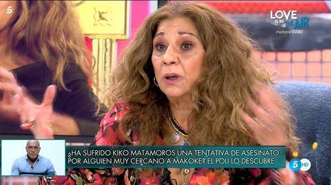 Lolita Flores se moja en el 'Deluxe' sobre Isabel Pantoja: No la reconozco