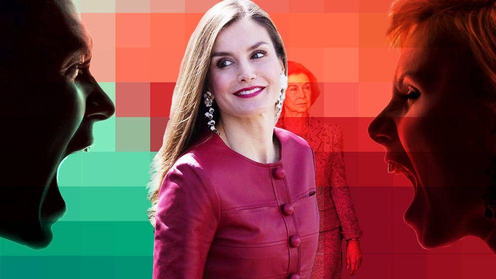 Por qué España odia a Letizia Ortiz