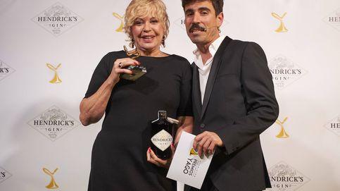 Bárbara Rey, la estrella de la noche más gamberra de los Premios Yago