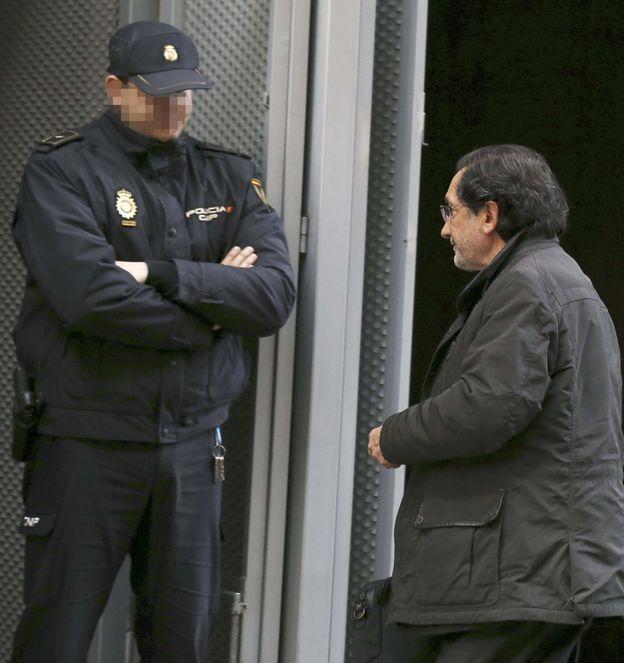 Foto: El exconsejero de Caja Madrid José Antonio Moral Santín (Efe)