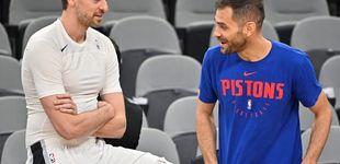 Post de Pau Gasol deja los Spurs y pone rumbo a los Bucks de Mirotic para luchar por el anillo