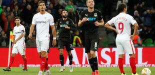 Post de Sevilla - Krasnodar: horario y dónde ver en TV y 'online' la UEFA Europa League
