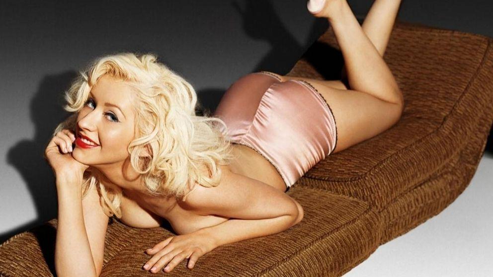 Christina Aguilera, borracha y desorientada en una fiesta navideña