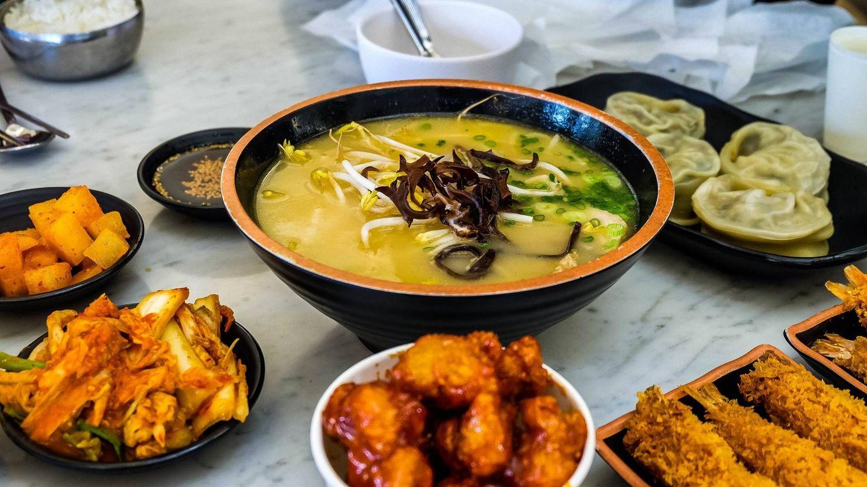Dieta coreana para adelgazar. (Elle Morre para Unsplash)