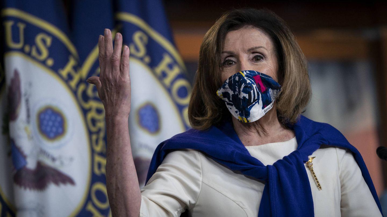 Nancy Pelosi. (Getty)
