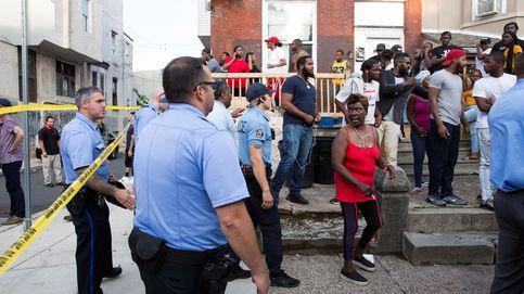 Al menos seis agentes de Policía heridos en un tiroteo en Filadelfia (EEUU)