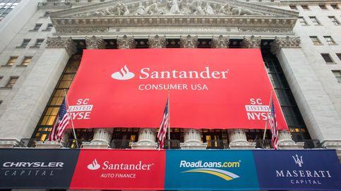 Santander USA paga 60M y condona deudas por 460 M por un caso de cláusulas abusivas
