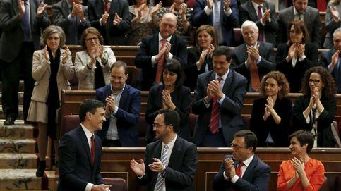 Los mejores momentos del debate de investidura de Pedro Sánchez