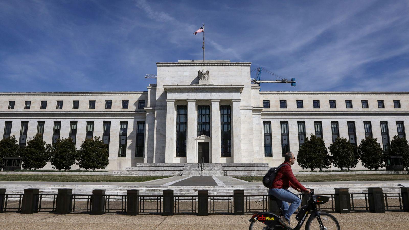 Foto: La Reserva Federal (Reuters)