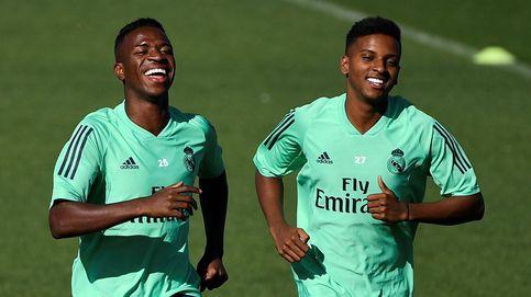 Vinícius y Rodrygo ya no enamoran en los despachos: el Madrid escucha ofertas