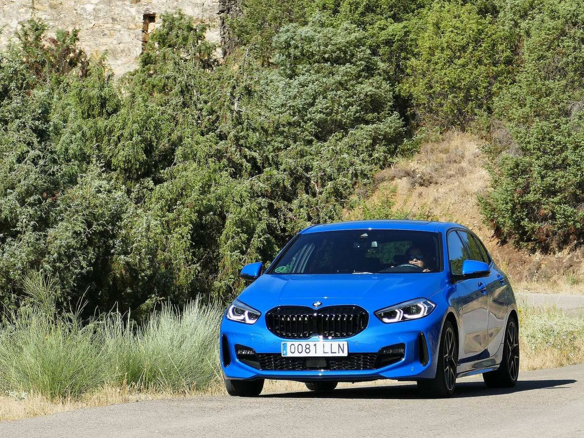 Foto: BMW 118d, un compacto divertido de conducir y con una mecánica de gasóleo muy eficiente.