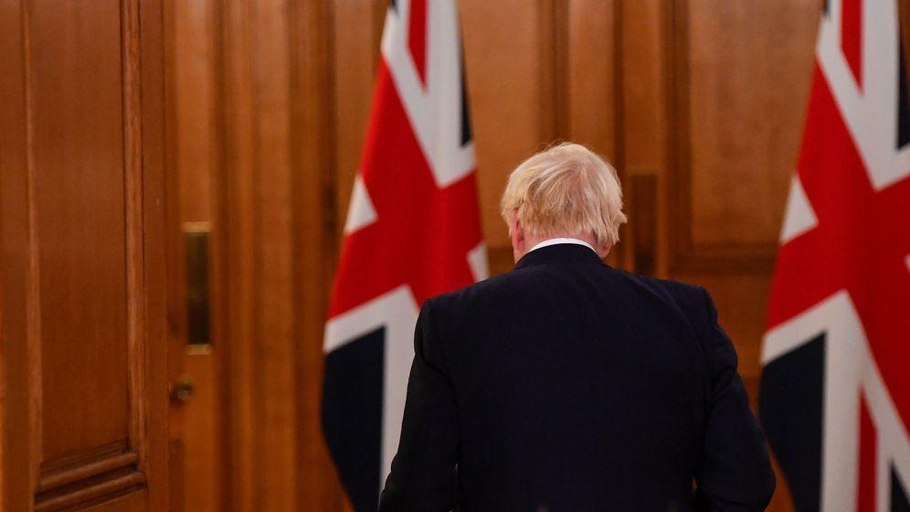 Foto: Boris Johnson. (Reuters)