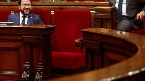 El pleno del Parlament aprueba recurrir la retirada del acta de diputado a Torra