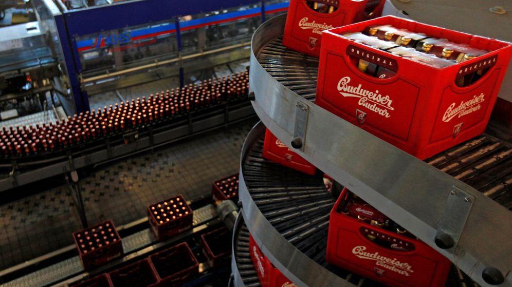 Budweiser producirá toda su cerveza en Europa con el viento y el sol de España