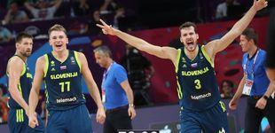 Post de Eslovenia pasa por encima de España y le aparta de la final del EuroBasket