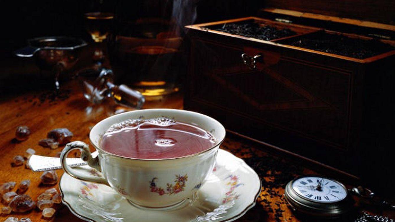 Foto: Siempre es hora para una taza de té