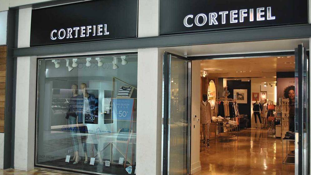 Foto: Escaparate de una de las tiendas de la firma. (Grupo Cortefiel)