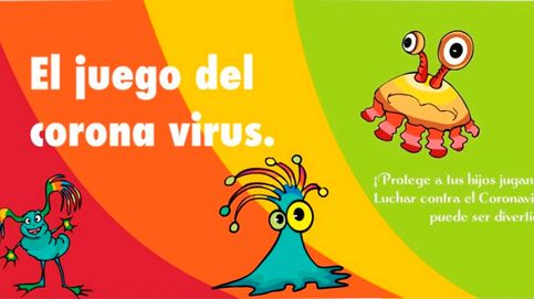 El juego sobre el coronavirus: la solución para que los niños se laven las manos