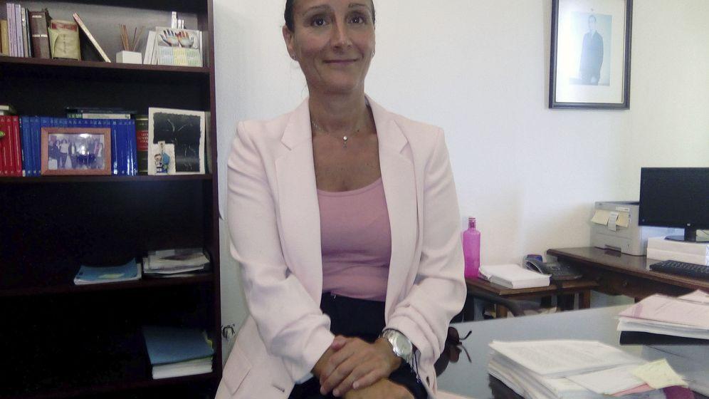 Foto: La jueza que instruye el caso de los ERE, María Núñez Bolaños. (EFE)