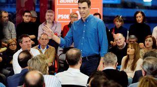 La pareja socialista que susurra a Pedro Sánchez