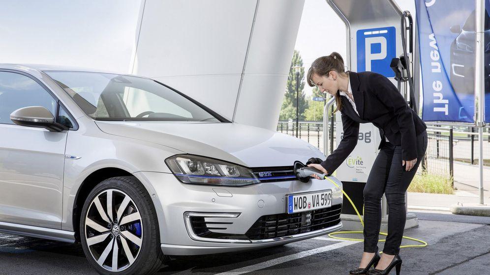 Foto: Apoyo a los vehículos más eficientes