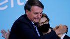 Un juez brasileño multará a Bolsonaro con 350 € cada día que no lleve mascarilla