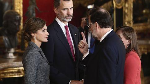 La España constitucional se conjura en el salón del Trono