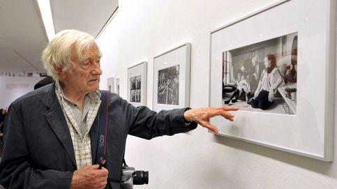 Muere Marc Riboud, el fotógrafo de  flor ante el fusil
