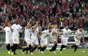 El Sevilla cumplió su palabra: gana finales y ya es grande entre grandes