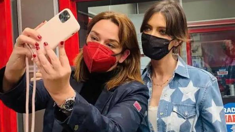Sara Carbonero y Toñi Moreno hablan sobre maternidad, apps de citas y Ana Obregón