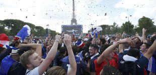Post de El Stade de France, un lujo de estadio que envidia la fan zone de la Torre Eiffel