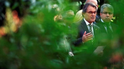 El Supremo rebaja la inhabilitación de Artur Mas a un año y un mes