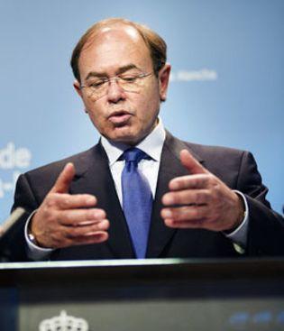 Foto: El presidente del Senado destina medio millón de euros a mantener su gabinete de siete personas