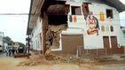 Un muerto y 11 heridos tras un fuerte terremoto de 8,3 en Colombia y Perú