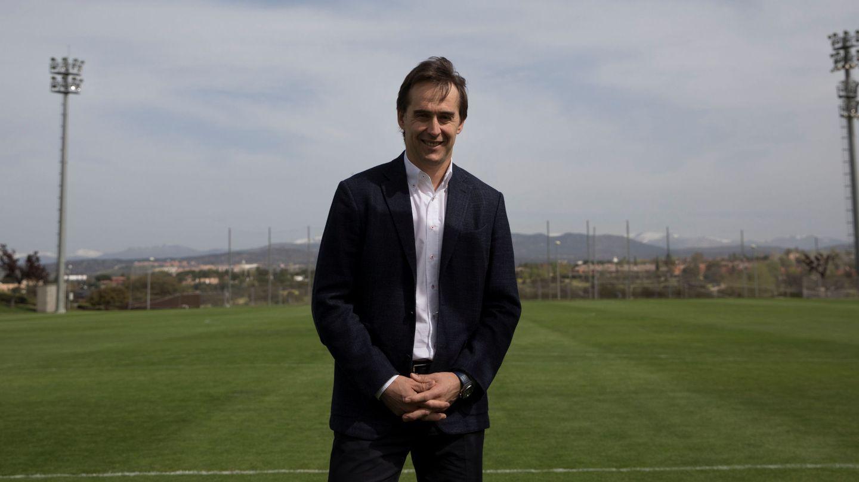 Julen Lopetegui, seleccionador español. (Reuters)
