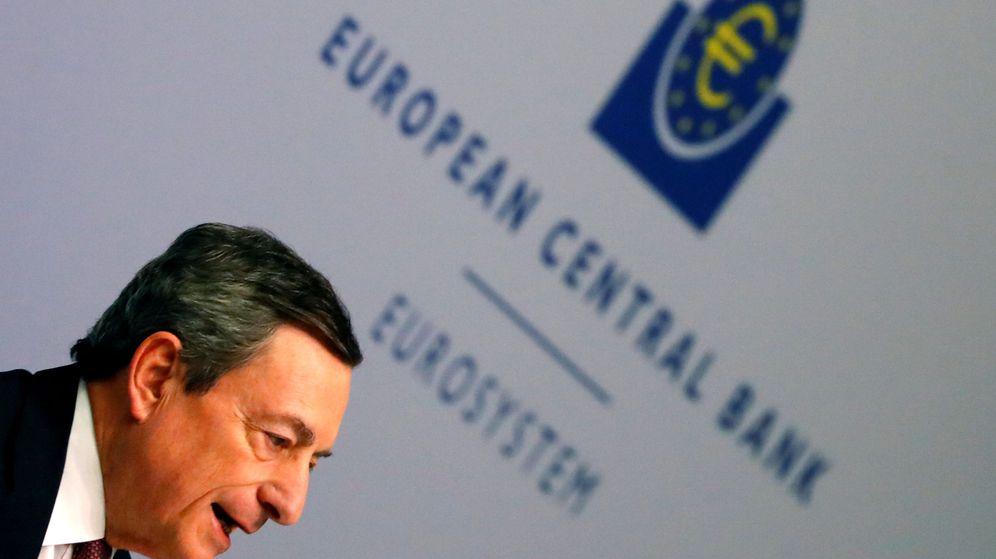 Foto: El presidente del BCE, Mario Draghi. (Reuters)