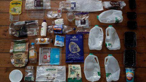 ¿Cuánto plástico gasta una familia en casa?