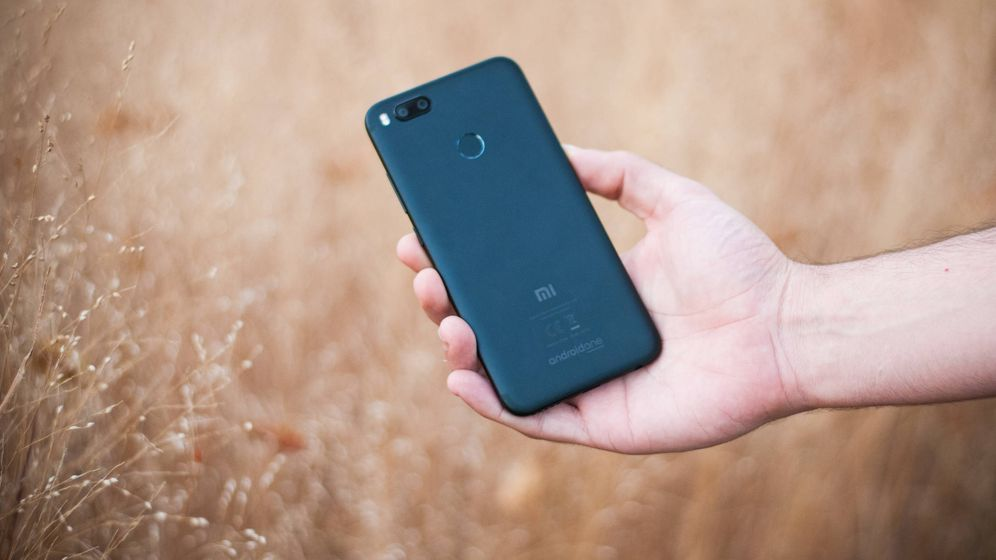 Foto: El Mi A1, el bombazo de Xiaomi en España. (Carmén Castellón)