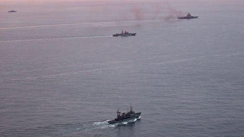 Mientras Alepo arde, España reabastece a la Marina de Rusia