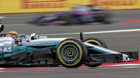 Siga en directo la clasificación del Gran Premio de Gran Bretaña de Fórmula 1