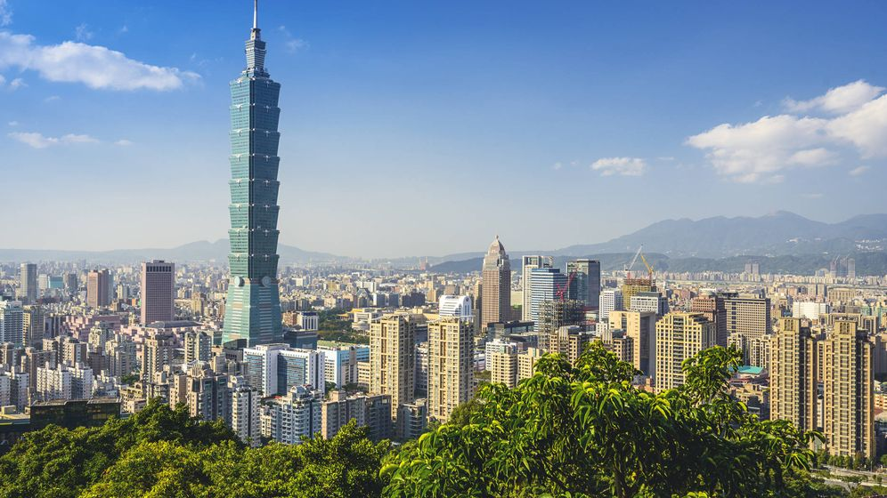 Foto: 'Skyline' en Taipei. (iStock)