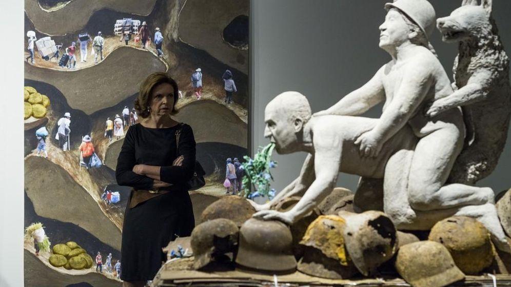 Foto: 'Haute couture 04 Transport', la obra censurada por el MACBA (Bienal de Sao Paulo)