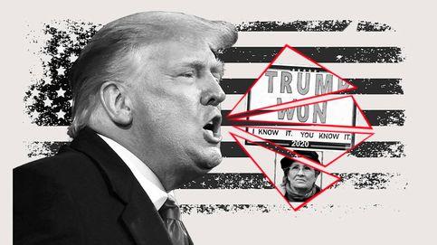 El asalto de los seguidores de Trump al Capitolio y la lenta campaña de vacunación